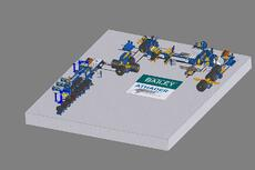 Bailey Metal Products Slitting Line
