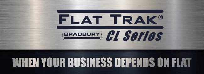 Bradbury Flat Trak CL Strip Evaluation