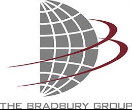 Bradury Group logo globe Gray to match bottom of website 8bit png