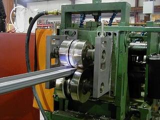 Custom Rollforming Corp Overhead Crane track Profile