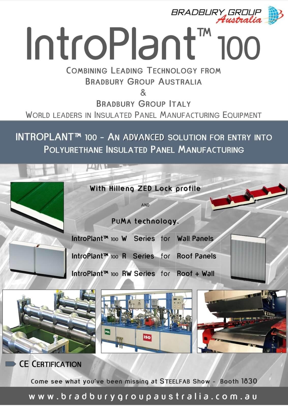 The Bradbury Group Blog Insulated Panels Manufacturing